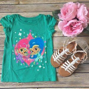 Other - NIP Shimmer & Shine tshirt